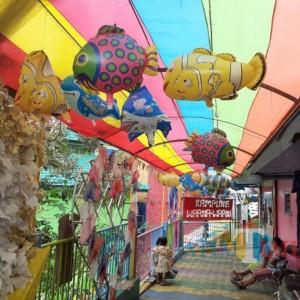 Kampung Tematik Kota Malang Belum Direstui Beroperasi, Wisatawan Harap Bersabar