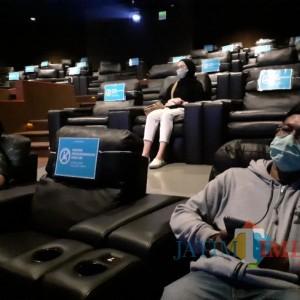 PPKM Berlanjut, Konter Makanan dan Minuman di Bioskop Kota Malang Boleh Buka