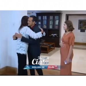 Sinopsis Ikatan Cinta RCTI 8 Oktober 2021, Irvan Kaget Tahu Mertua Andin Adalah Mama Rosa