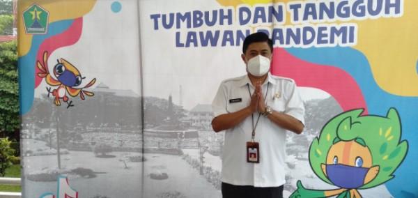 Kepala Disdikbud Kota Malang Suwarjana SE MM (Ist)