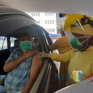 Vaksinasi Lansia Kota Malang Baru 44 Persen, Faktor Kesehatan Jadi Kendala