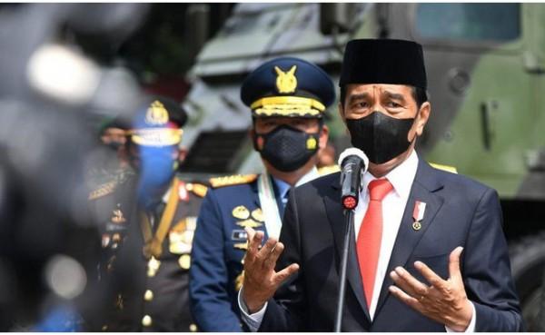Presiden Joko Widodo (Foto: detikNews)