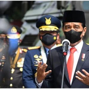 Jokowi Diminta Kumpulkan Parpol untuk Bahas Pemilu 2021