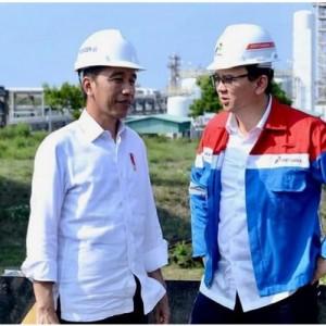 Mantan Petinggi PBB Puji Jokowi Jenius dan Sandingkan Ahok dengan Lee Kuan Yew