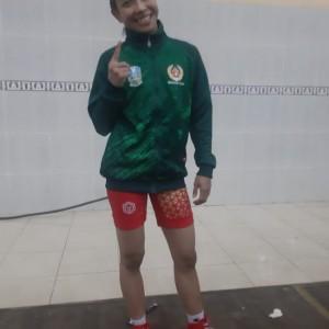 Atlet Gulat Putri asal Kabupaten Malang Sumbangkan Emas di PON XX Papua