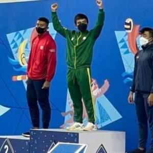 3 Emas dan 1 Perak Disumbangkan Atlet Selam Kabupaten Malang di Pon XX Papua