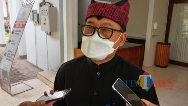 H Mujiono, Sekretaris Daerah Kabupaten Banyuwangi (Nurhadi Banyuwangi/ JatimTIMES)