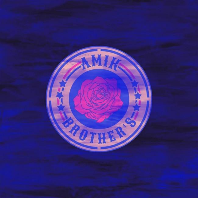Logo Amik Brother's.