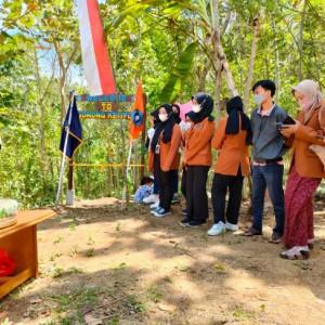 Kontribusi Majukan Pariwisata, Mahasiswa KKN-T Unikama Bantu Pengembangan Wisata di Desa Druju