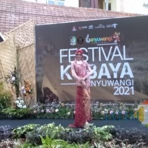Lestarikan Tradisi Kebaya di Event Rutin Tahunan, Banyuwangi Datangkan Puteri Indonesia Jihane