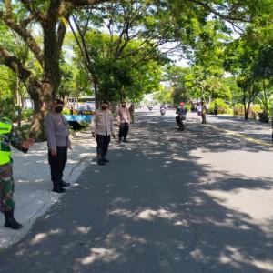 PPKM Level 3, Polres Ngawi Gencar Operasi Yustisi Prokes