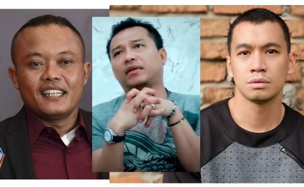 Sule, Anang Hermansyah, dan Samuel Rizal (Foto: IST)