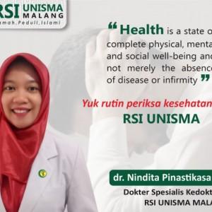 RSI Unisma Beber Sejarah Hari Kesehatan Jiwa Sedunia hingga Peningkatan Mutu Pelayanan Kesehatan Mental