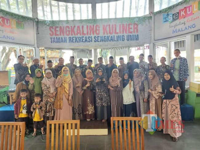 Alumni Bahasa Arab IAIN Malang 1989/1990.