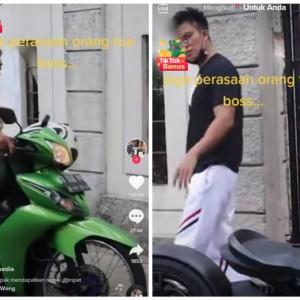 Viral,  Aksi Baim Wong Menegur Seorang Kakek Dikecam Netizen