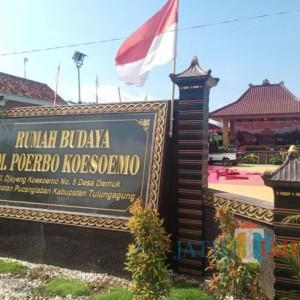 Rumah Budaya Raden Mas Poerbo Koesoemo Desa Demuk, Simbol Pemersatu dan Kebangkitan Desa