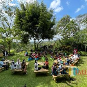 Nikmati Akhir Pekan di Banyuwangi, Sensasi Perpaduan Gowes dan Secangkir Jazz Kopi