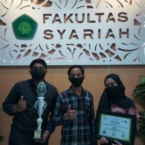 Ukir Prestasi, 3 Mahasiswa UIN Malang Sabet Juara III Lomba Business Plan Se-Jatim