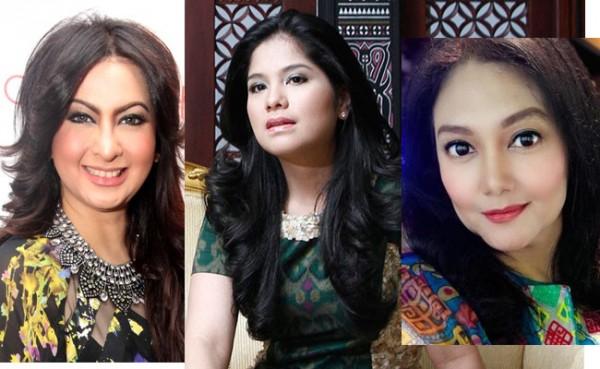 Diana Pungky, Annisa Pohan, dan Bella Saphira (Foto: IST)