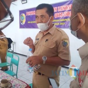 Pulbaket, Inspektorat Tulungagung Periksa Guru PAUD dan Perangkat Desa Batangsaren