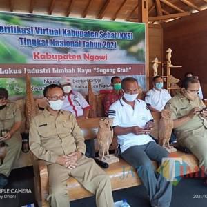Sugeng Craft Wakili Ngawi di Lomba Industri Kreatif Sehat Tingkat Nasional