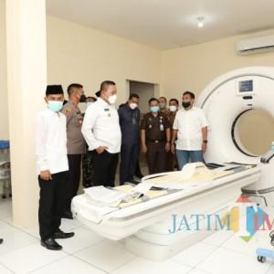 RSUD Sampang Kini Dilengkapi Alat CT-SCAN 128 Slice