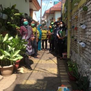 Tim Juri Lomba Kampung Bersinar Kaget dengan Kekompakan Warga RW 02 Kelurahan Ciptomulyo