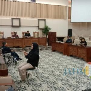 Legislatif Minta Pemkab Banyuwangi Serius Wujudkan Daerah Ramah Disabilitas