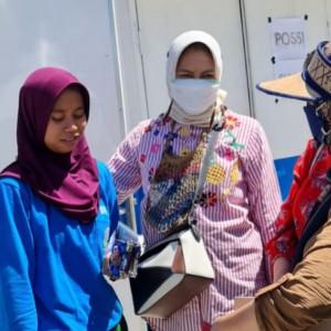 Tak Henti Beri Semangat, sudah 3 Hari Wali Kota Batu Dampingi Para Atlet Kota Batu di PON XX Papua