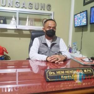 Lolos Asesmen, SMPN 3 Tulungagung Tempat Paling Aman Pelaksanaan Vaksinasi Masal