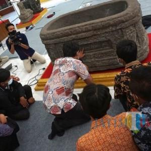 Peringati Hari Museum Nasional, Pemkot Kediri Ajak Remaja Kota Kediri Baca Aksara Jawa Kuno