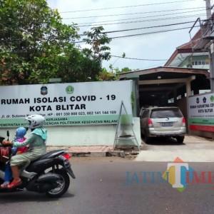 Kasus Covid-19 Melandai, Pemkot Blitar Kosongkan Satu Rumah Isolasi