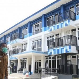 Dua Hari Isoter YPPII Kota Batu Kosong Melompong, Tertinggi Pernah 112 Orang