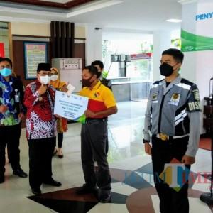 Pemkot Blitar Gandeng BPJS Ketenagakerjaan Salurkan Bantuan Subsidi Upah