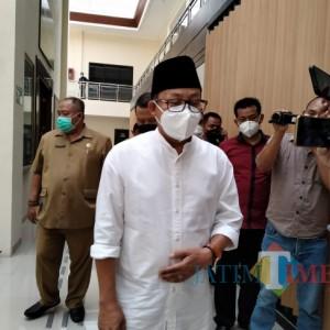 Terbukti Langgar Prokes, Wali Kota Sutiaji Didenda Rp 25 Juta