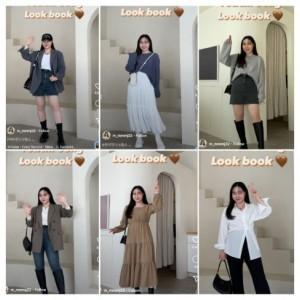 Inspirasi Fashion Ala Lookbook, Mulai Blazer hingga Dress Kekinian