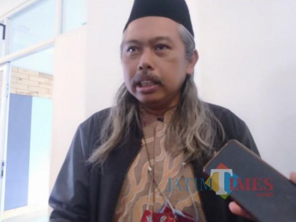 Wakil Sekretaris Jendral Pengurus Besar Nahdlatul Ulama (PBNU) KH Imam Pituduh (Anggara Sudiongko/MalangTIMES)