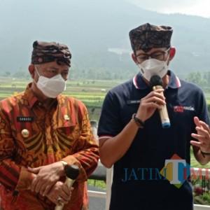 Besok, Bupati Sanusi Rencana Dampingi Menparekraf pada Visitasi Desa Wisata Sanankerto