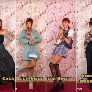 Bergaya Ala Artis Ternama Internasional, Simak Pilihan Outfit Berikut Yuk!