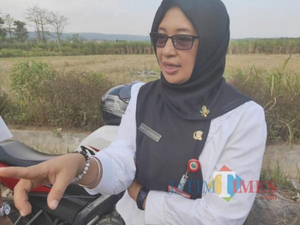 Kepala Dinas Pekerjaan Umum Penataan Ruang Perumahan dan Kawasan Permukiman (DPUPRPKP) Kota Malang Diah Ayu Kusuma Dewi. (Foto: Dokumentasi JatimTIMES)