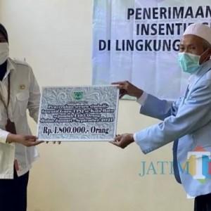 Insentif Ribuan Guru Agama Disalurkan Pemkot Batu