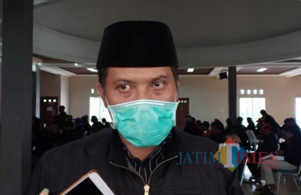 Ketua DPRD Kabupaten Blitar, Suwito.(Foto : Team JATIMTIMES)