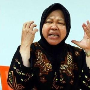 Saat Mensos Risma vs Mahasiswa Debat Sengit soal Bansos di Lombok Timur
