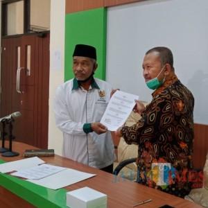 Angkat Perekonomian Penerima Zakat, Baznas dan Unej Kampus Bondowoso Rintis Kampung Zakat