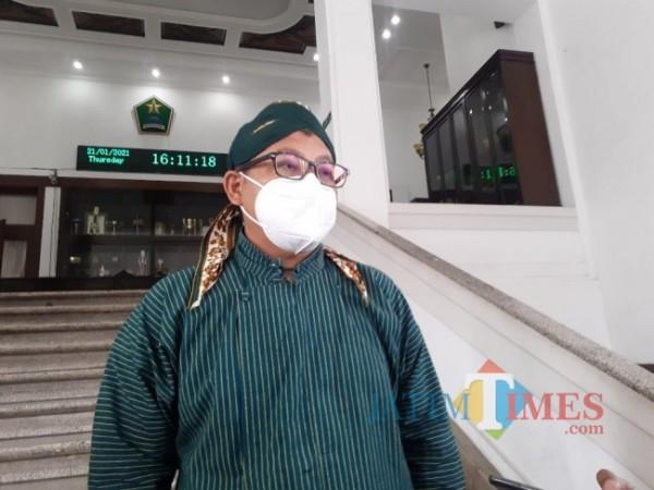 Wali Kota Malang Sutiaji (Arifina Cahyanti Firdausi/MalangTIMES).