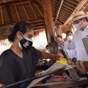 Tinjau Persiapan WSBK di KEK Mandalika, Menko Airlangga  Berharap Gelaran Ini Dorong Eksposur Pariwisata Indonesia