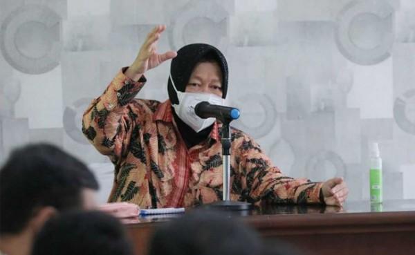Menteri Sosial Tri Rismaharini (Foto: Dok Hunas Kementerian Sosial)