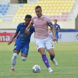 Kurang Disiplin, Persik Kediri Ditumbangkan PSIS Semarang 3-0