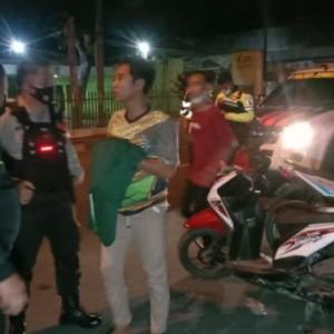 Bergerombol di Lokasi Balap Liar, 8 Motor Diamankan Polisi