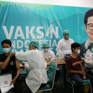 Giat Vaksin Indonesia Bangkit, Upaya Kejar Target Herd Immunity Masyarakat Jatim